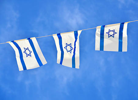 שרשראות דגל מרובע