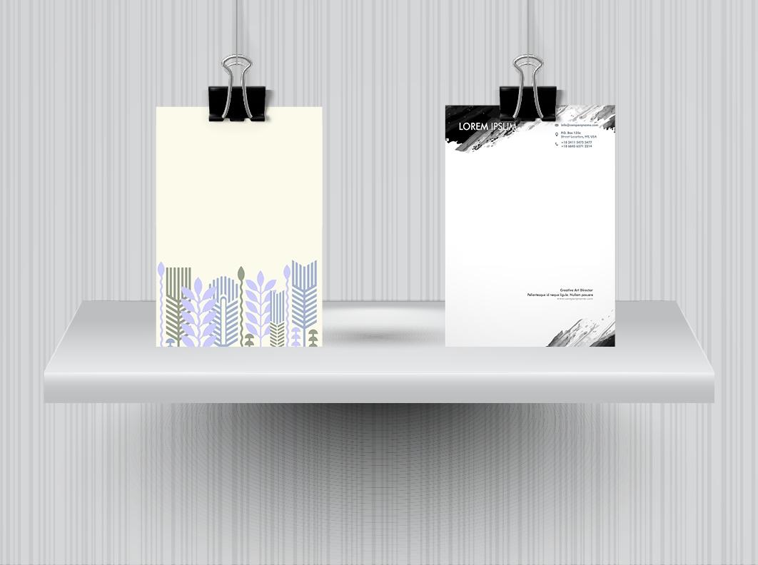 נייר מכתבים A6
